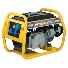 Groupe électrogène 4800w professionnel PROMAX6000A - B&S BRIGGS & STRATTON