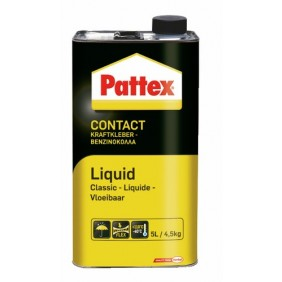 Colle néoprène Pattex spéciale haute température - Bidon 4.5 kg HENKEL