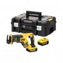 Scie sabre sans fil 18 V + 2 batteries XR - DCS367P2 DEWALT